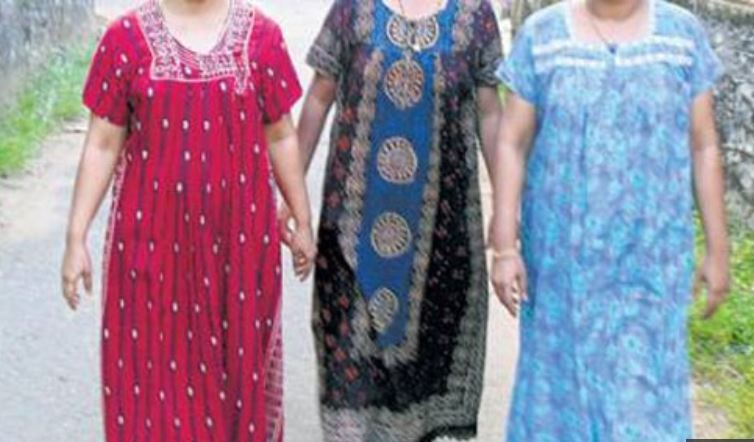 Wearing nightie on day time will be fined with 2000 in this village 453f38291