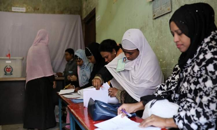 Bangladesh elections: Security on high alert as polling