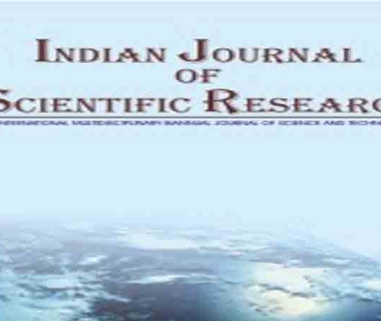 Indian science journals