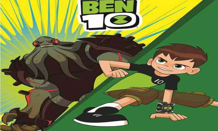 Ben 10 - Alien Run' mobile game launched - NP News24